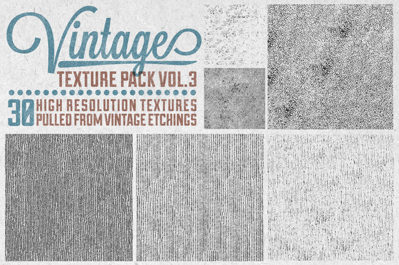 Vintage Texture Pack Vol 3