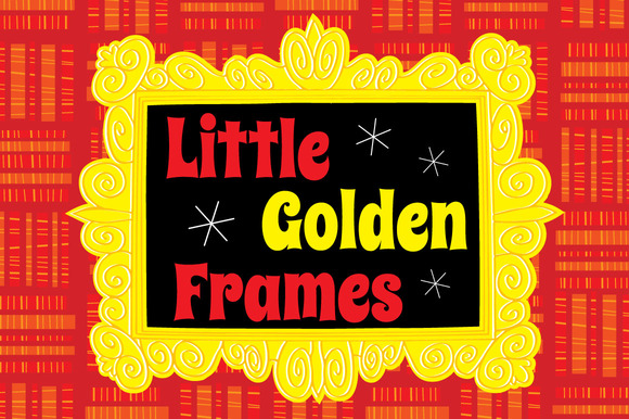 Little Golden Frames