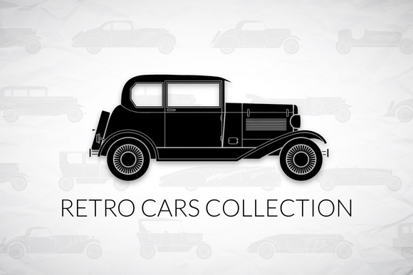 14 Icons Of Retro Cars