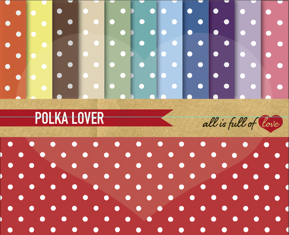 Retro Dot Background Pattern Pack