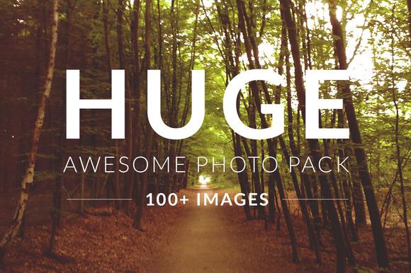 Huge Images Pack 100 Images