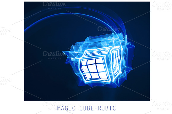 Magic Cube-rubik