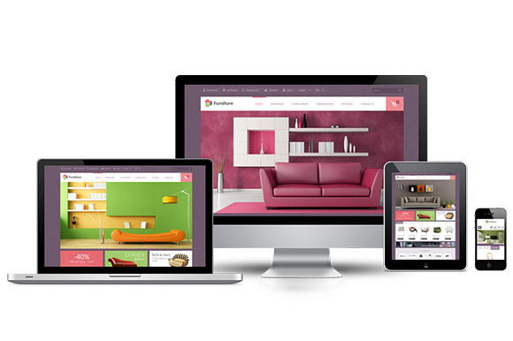 Pav Furniture Opencart Theme