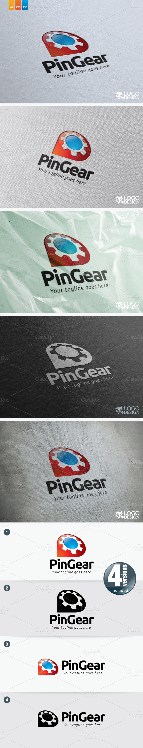 Pin Gear
