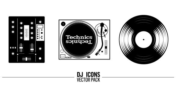 DJ Vectors