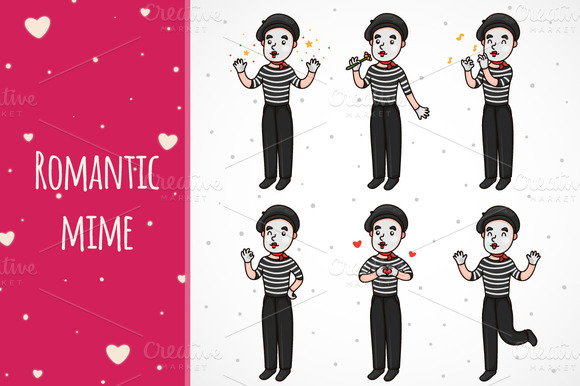 Romantic Mime