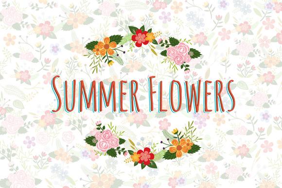 Summer Flower Vol.1