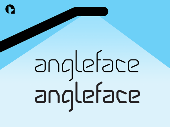 Angleface Font