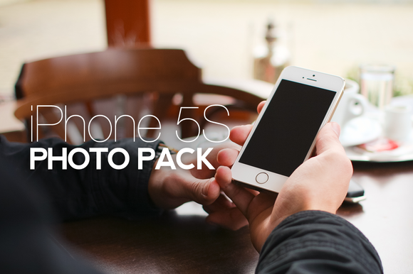 IPhone 5S MEGA PhotoPack 40 Photos