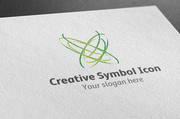 Creative Symbol Icon Logo