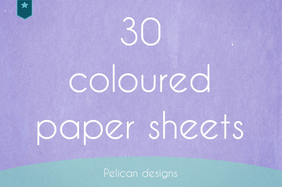 Coloured Digital Paper Textures