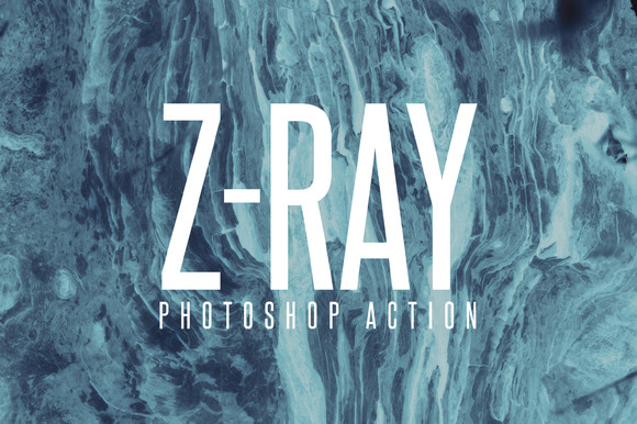 Z-RAY Photoshop Action