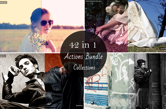 42 In 1 Action Bundle