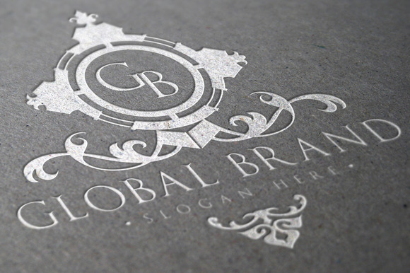 Global Brand Logo Template