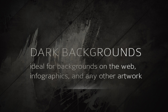 Dark Grunge Backgrounds