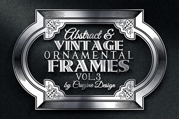 10 Frames Vol.3 Vintage Ornament