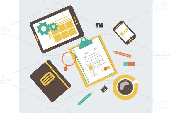 Web Design Development Workflow