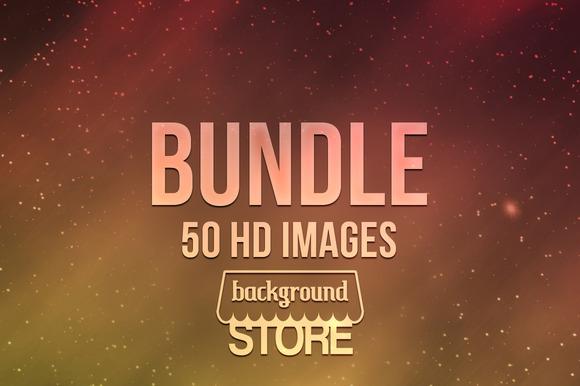 Universe Backgrounds Bundle
