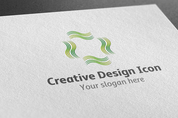 Creative Design Icon Logo