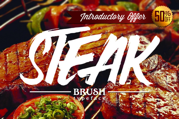 GL Steak Brush