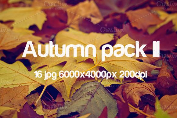 Autumn Pack II