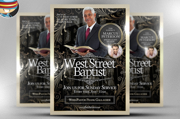 West Street Baptist Church Flyer
