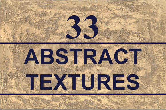 33 Abstract Textures