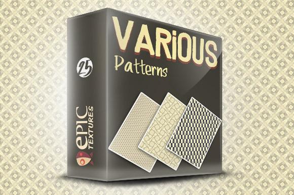 Various Patterns V.25