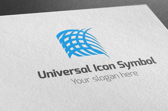 Universal Icon Symbol Logo