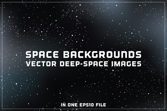 Vector Space Background Pack
