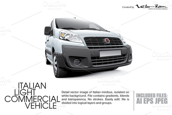 Italian Light Commercial Vehicle