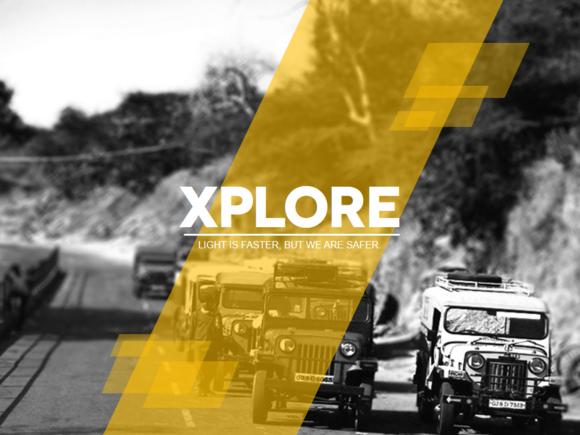Xplore Magazine Keynote Template