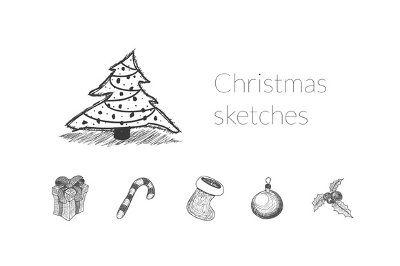 Chrismas Sketches