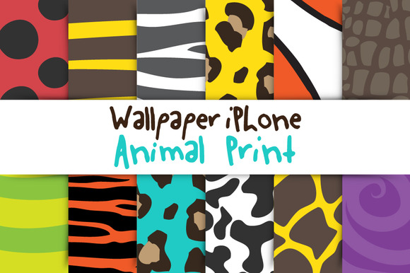 Wallpapers IPhone Animal Print