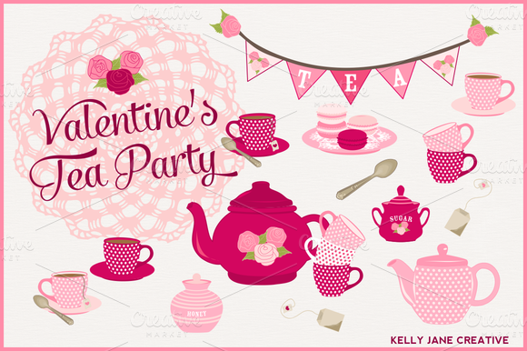 Valentine S Day Tea Party