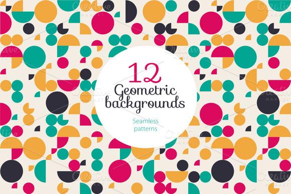 Color Geometric Patterns