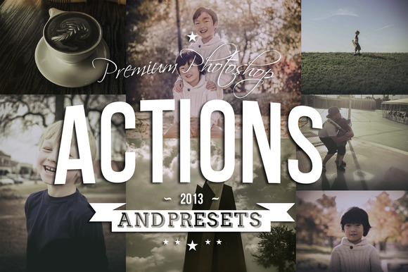 Set Of Fun Adobe Lightroom Presets