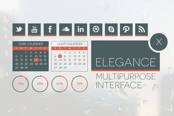Elegance UI