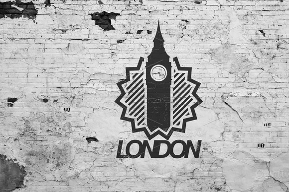 Logo Template LONDON