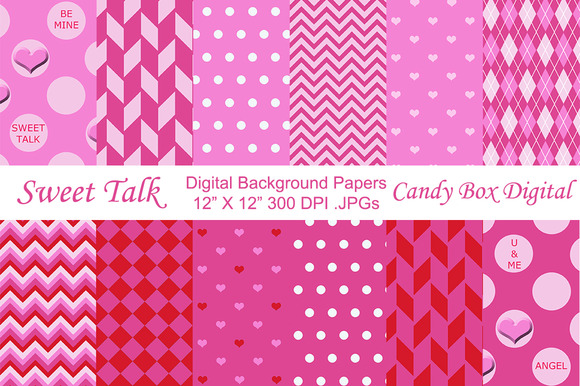 Sweet Talk Background Papers
