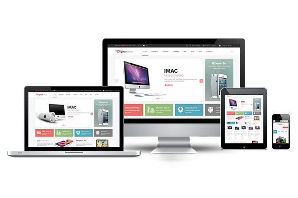 Pav Digital Store Opencart Theme
