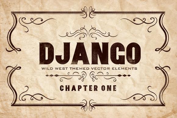 Django Wild West
