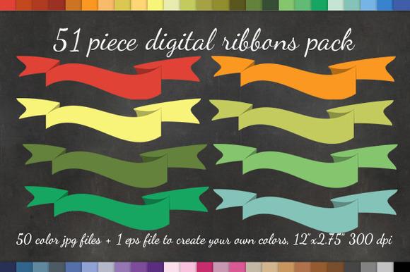 51 Curly Ribbon Cliparts Vector