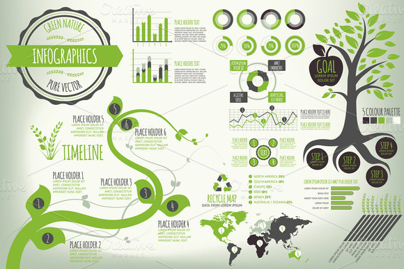 Green Infographics