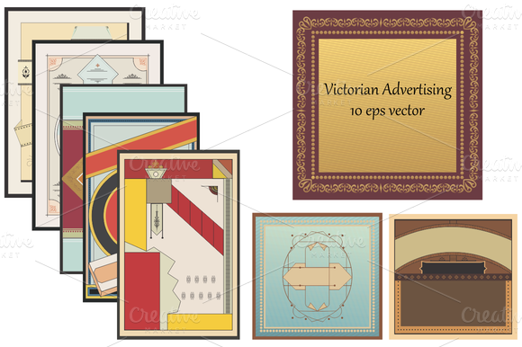 Victorian Advertising Collection Two