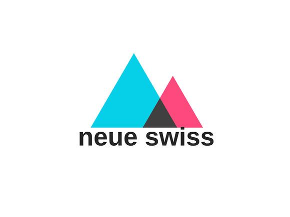 Neue Swiss Keynote Template
