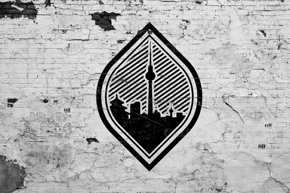 Logo Template Shanghai