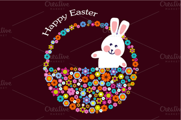 Easter Illustrations And Cards