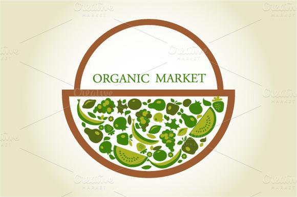 Organic Market Background