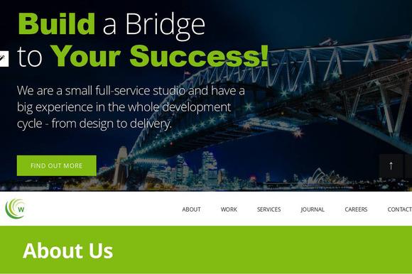 Web Studio Responsive HTML Theme